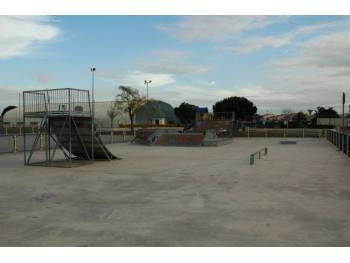 Skatepark du Grau du Roi