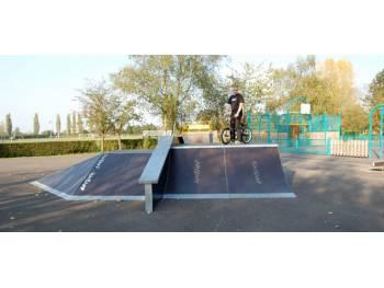 Skatepark de Saint-Amand-les-eaux