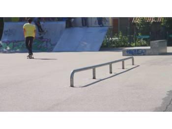 Skatepark d'Annemasse