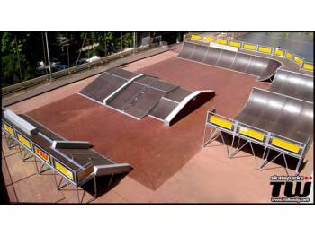 Rollerpark Jean Bouin (payant)