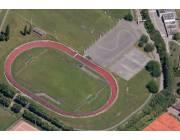 Circuit de roller du parc de Méons à Saint-Etienne