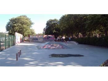 Skatepark d' Aix-en-Provence