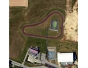 Circuit routier et skatepark de Janzé