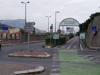 Piste cyclable de Toulon-Hyères à Cavalaire