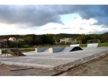 Skatepark de Vinon-sur-Verdon