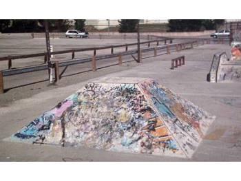 Skatepark du Mas des Jeunes à Rognac