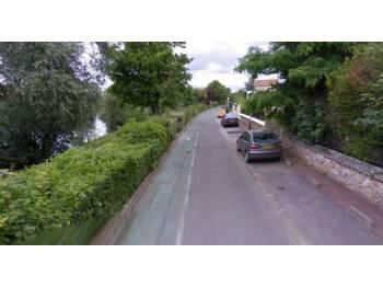 Piste cyclable des bords de Marne à Bry-sur-Marne