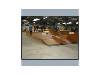 Le Hangar Skatepark de Nantes