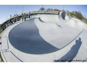 Skatepark / bowl de Courtrai