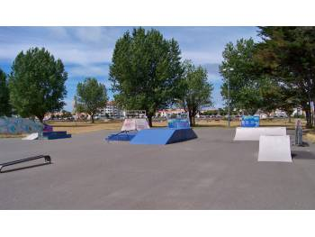 Skatepark de Saint-Gilles-Croix-de-vie