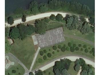 Terrain de hockey de Champs-sur-Marne