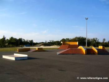 Skatepark de Saint-Georges-d'Oléron