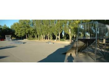 Skatepark de Ramonville Saint-Agne