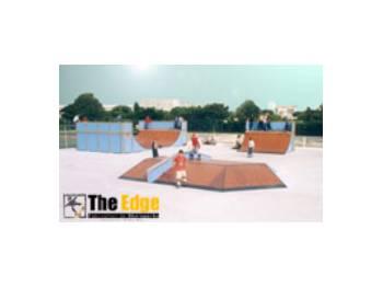 Skatepark du Parc Charruyer à La Rochelle