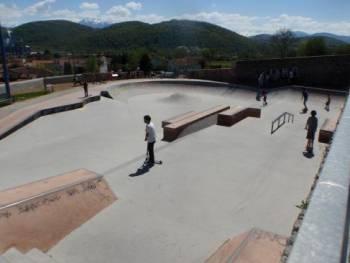 Skatepark de Valentine