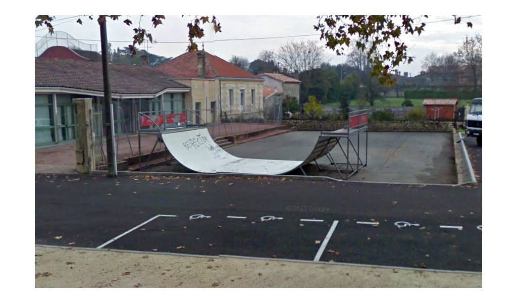 rampe de skate park rampe de skate bmx trotinnette halfpipe skatepark skatepark de biganos. Black Bedroom Furniture Sets. Home Design Ideas