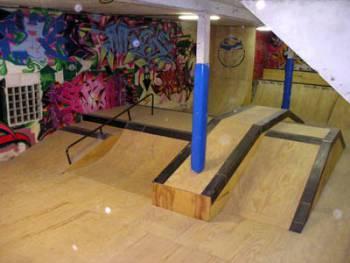Skatepark de Montélimar