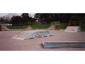 Skate Park d'Alpexpo