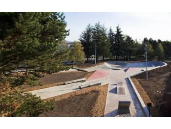 Skatepark de Saint-Étienne
