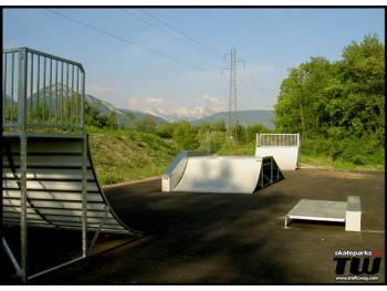 Skatepark de Vougy