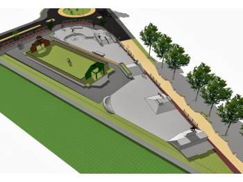 Skatepark de Saint-Aunès