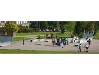 Skatepark de Pontarlier