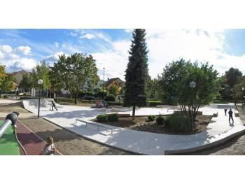 Skatepark de Saint Gratien