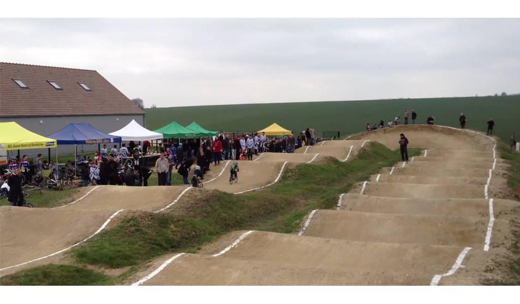 Piste de BMX de Saint-Nom-la-Bretêche