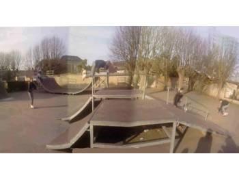 Skatepark de Saint-André-de-l'Eure