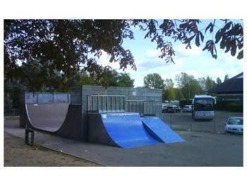 Skatepark de Le Pecq