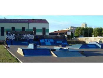 Skatepark des Montardoins