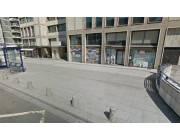Esplanade du théâtre des arts à Rouen