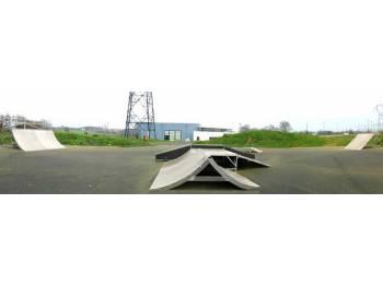Skatepark de Ergué-Gabéric