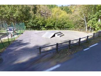 Skatepark (aidez à le placer ! )