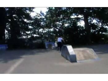 Skatepark d'Elliant