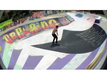 Skatepark de Tīpaeru'i à Papeete