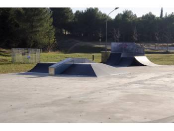 Skatepark du Crès