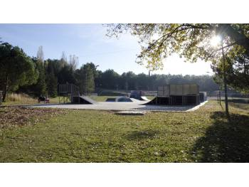 Skatepark du Crès (34)
