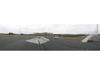 Skatepark de Bléré