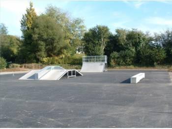 Skatepark de Bourbriac