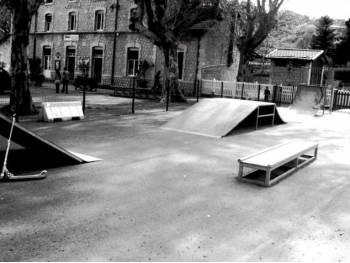 Skatepark d'Anduze
