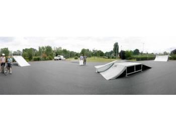 Skatepark de Andard