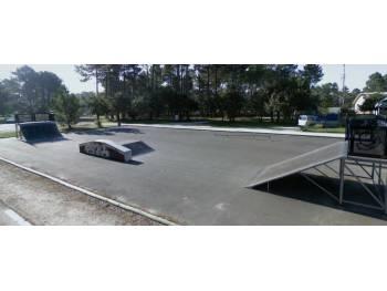 Skatepark de Saint-Aubin-de-Médoc