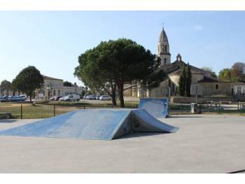 Skatepark de Beautiran