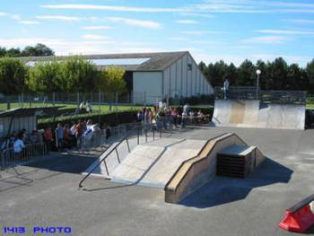 Skatepark de Saint-Ay