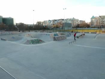 Bowl Rueil partie street