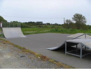Skatepark d'Assérac (photo : mairie)
