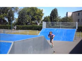 Skatepark de Bréhal