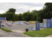 Skatepark de Tollevast (photo : mairie)