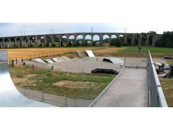 Skatepark de Dannemarie